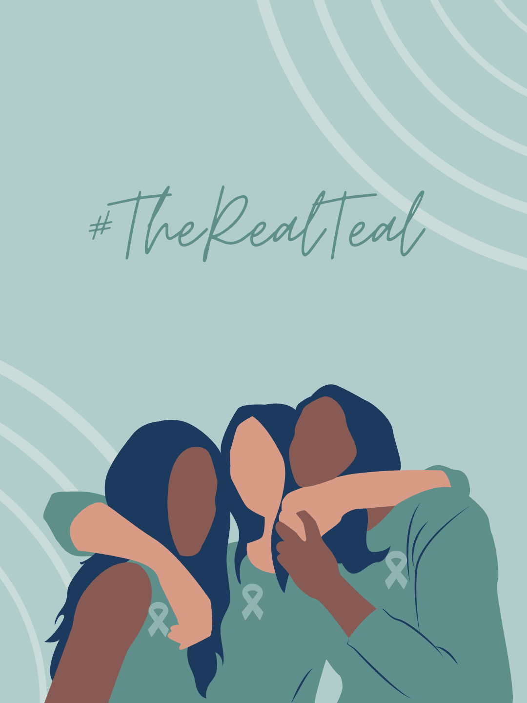 Meet the GYN Cancer Advocates Behind #TheRealTeal